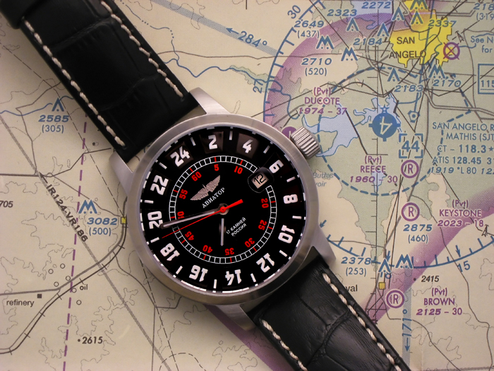Aviator pilot 45mm