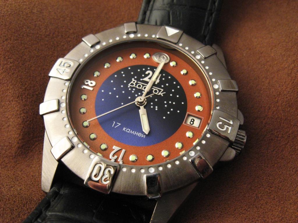 Vostok Prestige 24 hours